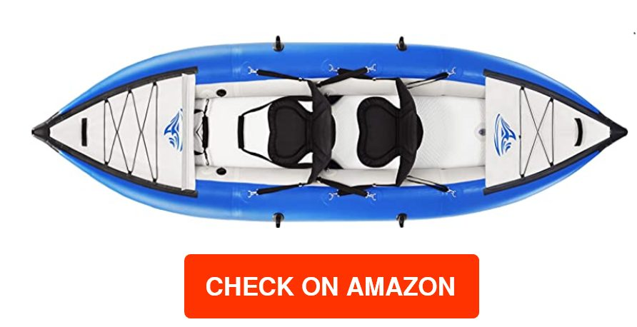 BBO FACTORY 2-Person Touring Kayak