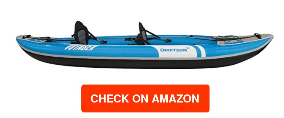 Driftsun Voyager Inflatable Kayak