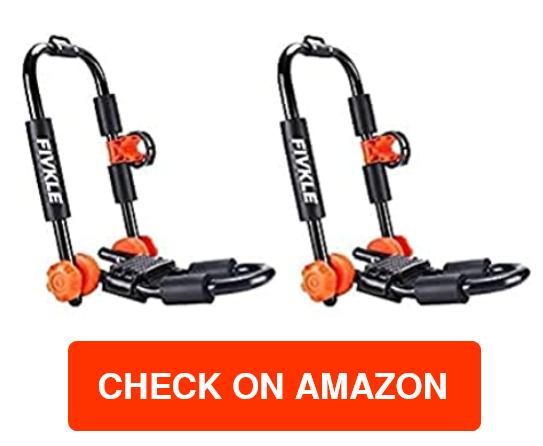 Foldable Adjustable Kayak Rack