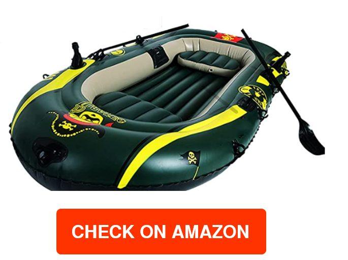 HIMAPETTR 3 Person Kayak