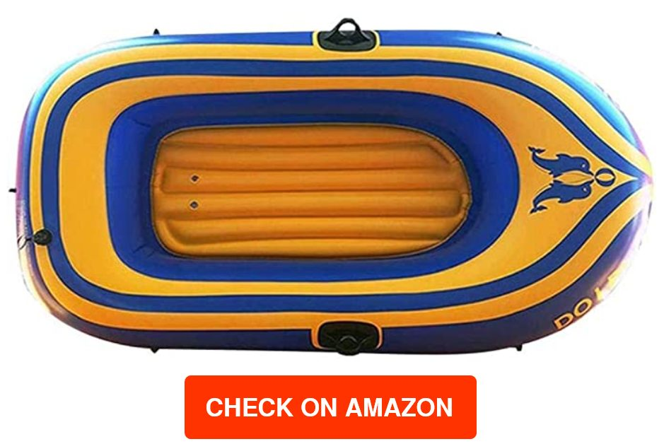 KEDUODUO Inflatable Kayak