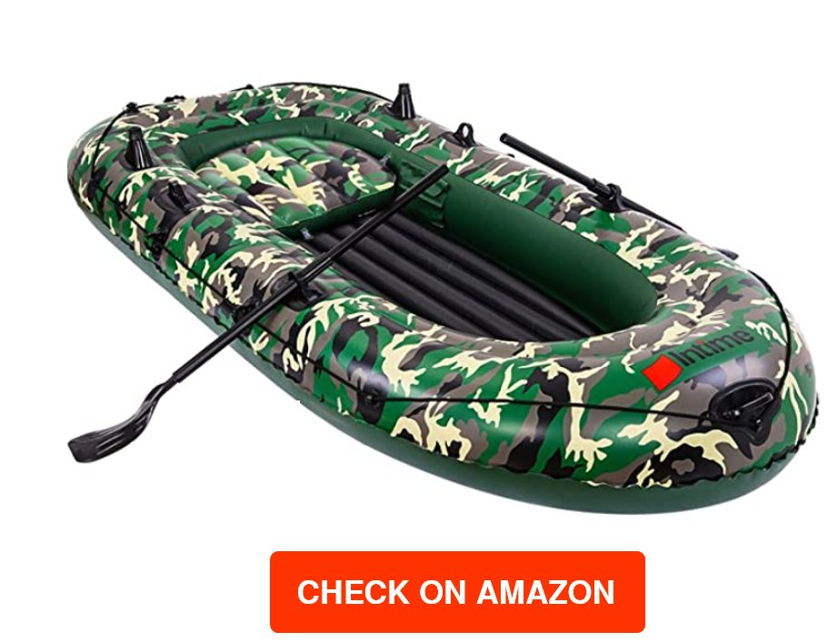 SOARRUCY Inflatable Canoe Kayak