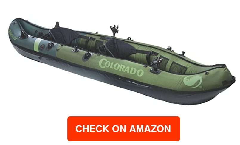 Sevylor Coleman Fishing Kayak