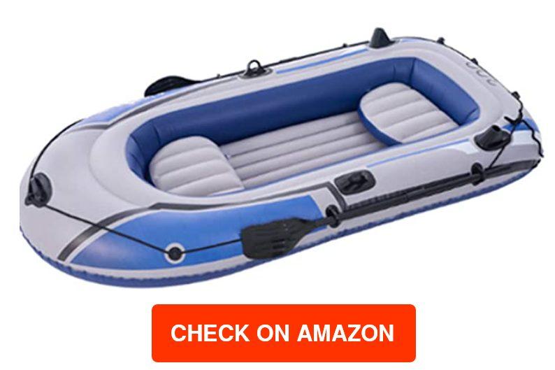 XunLiu Inflatable Kayak