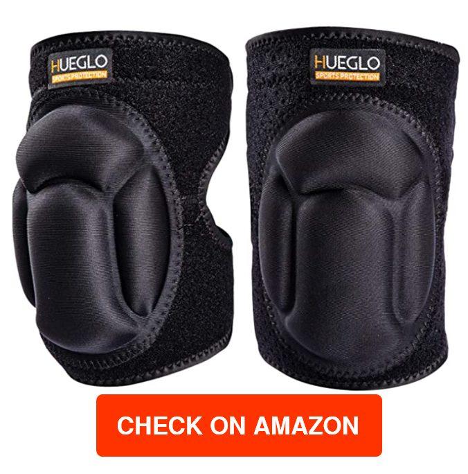 HUEGLO Adult Protective Knee Pads