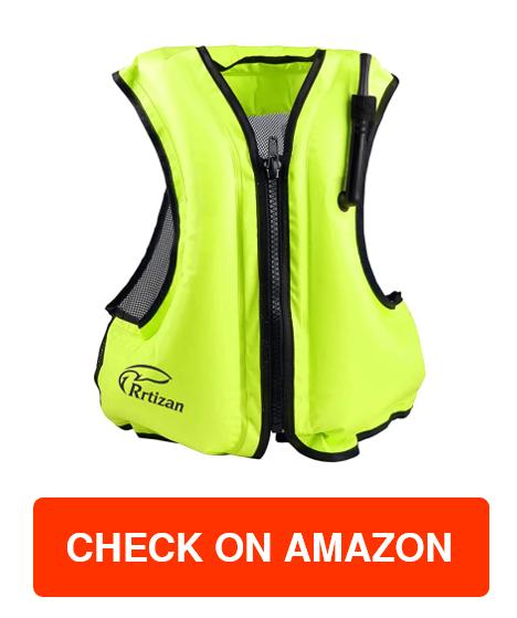 Rrtizan Swim Vest for Adults