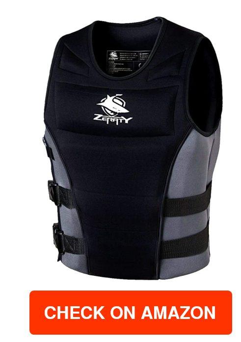 Swim Vest Float Jacket for Adult