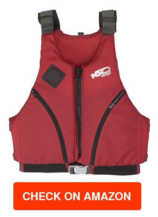 X2O Kayak Deluxe Vests